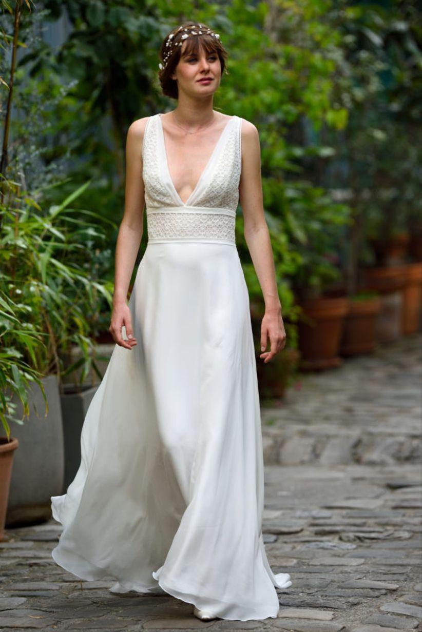 Robe de mariee grece antique