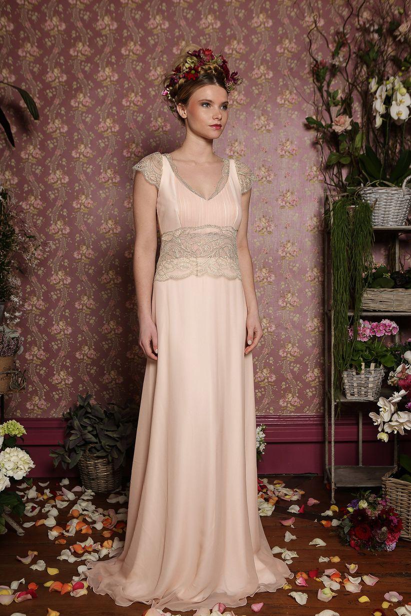 fd33badb628 Robes de mariée Elsa Gary 2019   6 collections pour le bonheur des ...