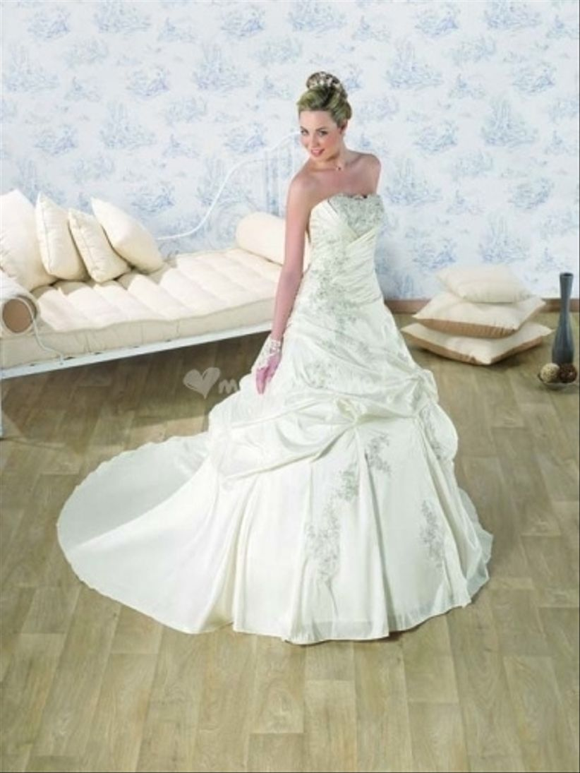 robe de mariee champetre point mariage - Point Mariage Herblay