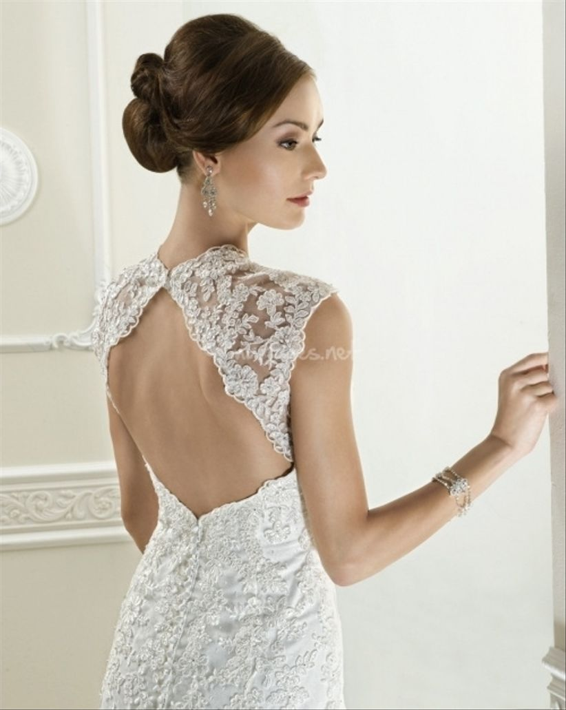 20 robes de mariée dos nu 2013