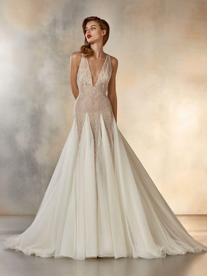 2 styles - 1 mariée : La robe 2