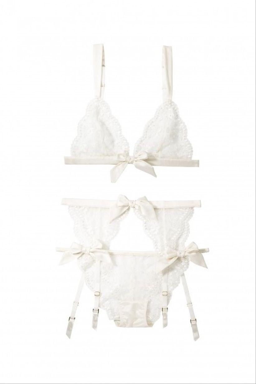 lingerie de marie etam 2014 - Nuisette Mariage Etam