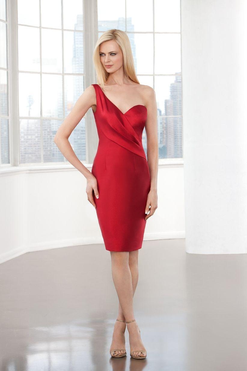 Invitées Pour De Les Du 15 Soirée Mariage Robes Rouges zVGUSMpq