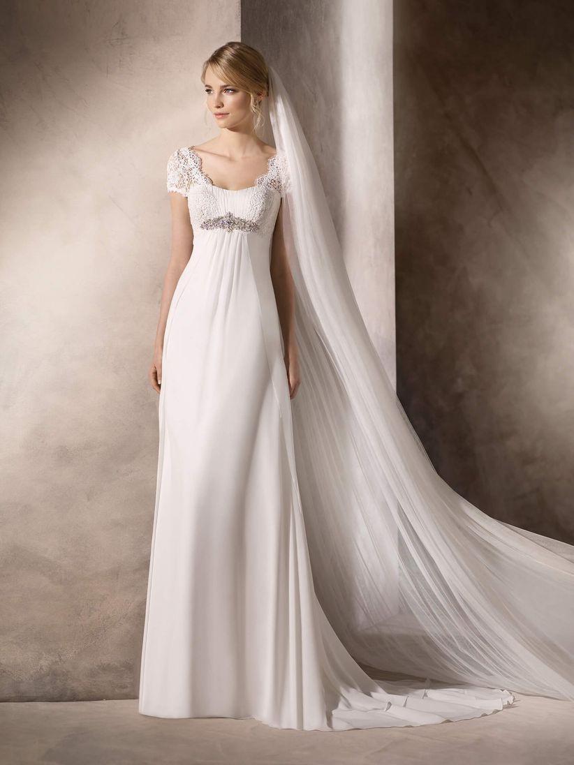 robes de mari e empire 30 mod les la grecque pour le grand jour. Black Bedroom Furniture Sets. Home Design Ideas