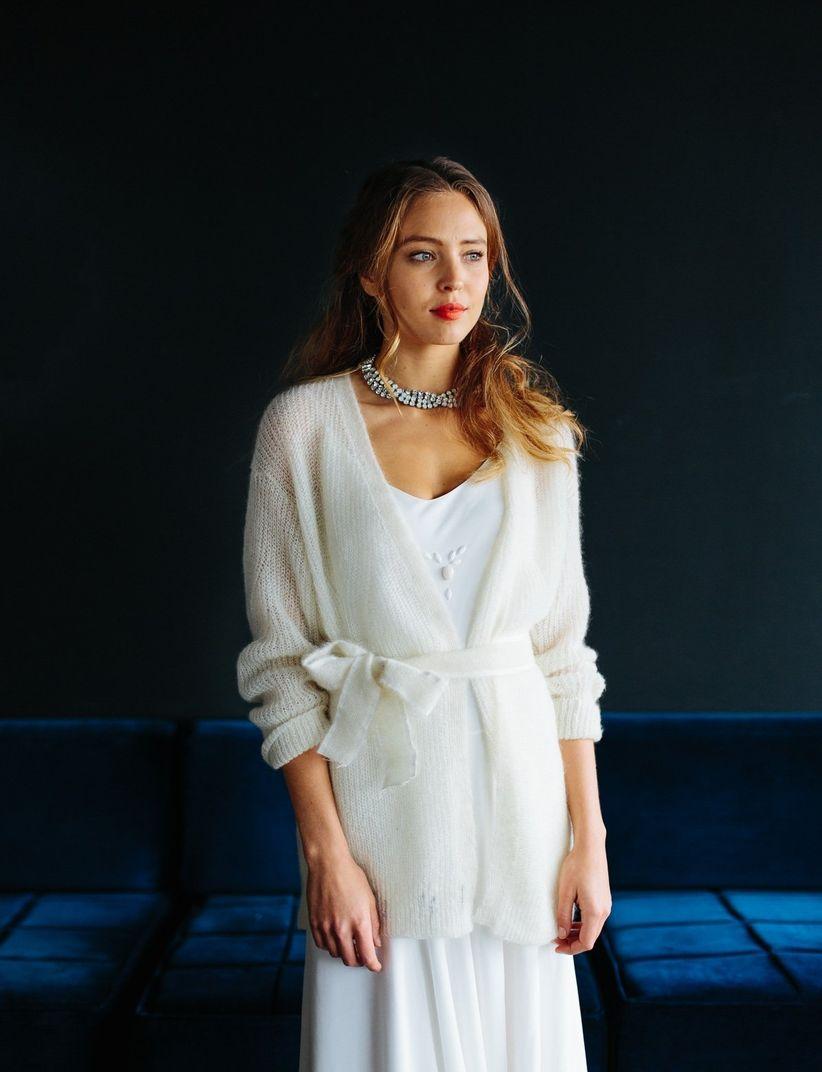 18 beaux accessoires pour habiller votre robe de mari e d for S habiller pour le mariage d hiver