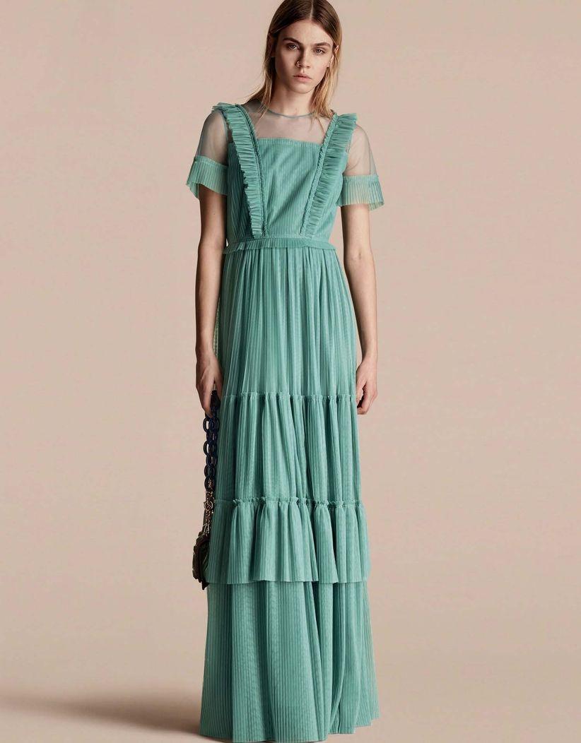 40 robes de cocktail vertes la tenue gagnante pour les invit es de mariage for Robes vertes pour les mariages