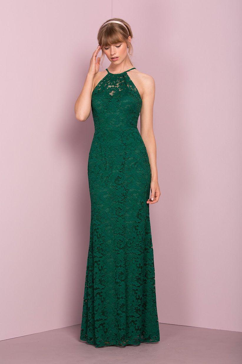 40 robes de cocktail vertes   la tenue gagnante pour les invit u00e9es de mariage