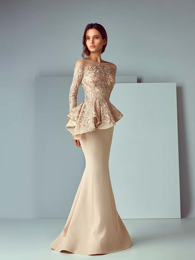 Robe tres chic pour un mariage
