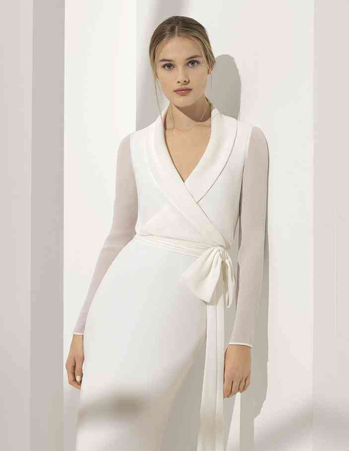90 Robes De Mariee A Manches Longues