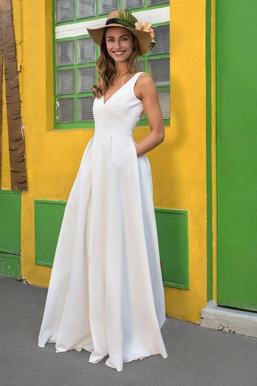 09f1097b1a93d 80 robes de mariée avec poches