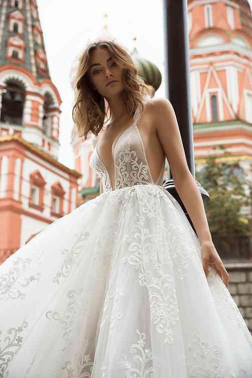 60 robes de mariées très sexy pour des marié