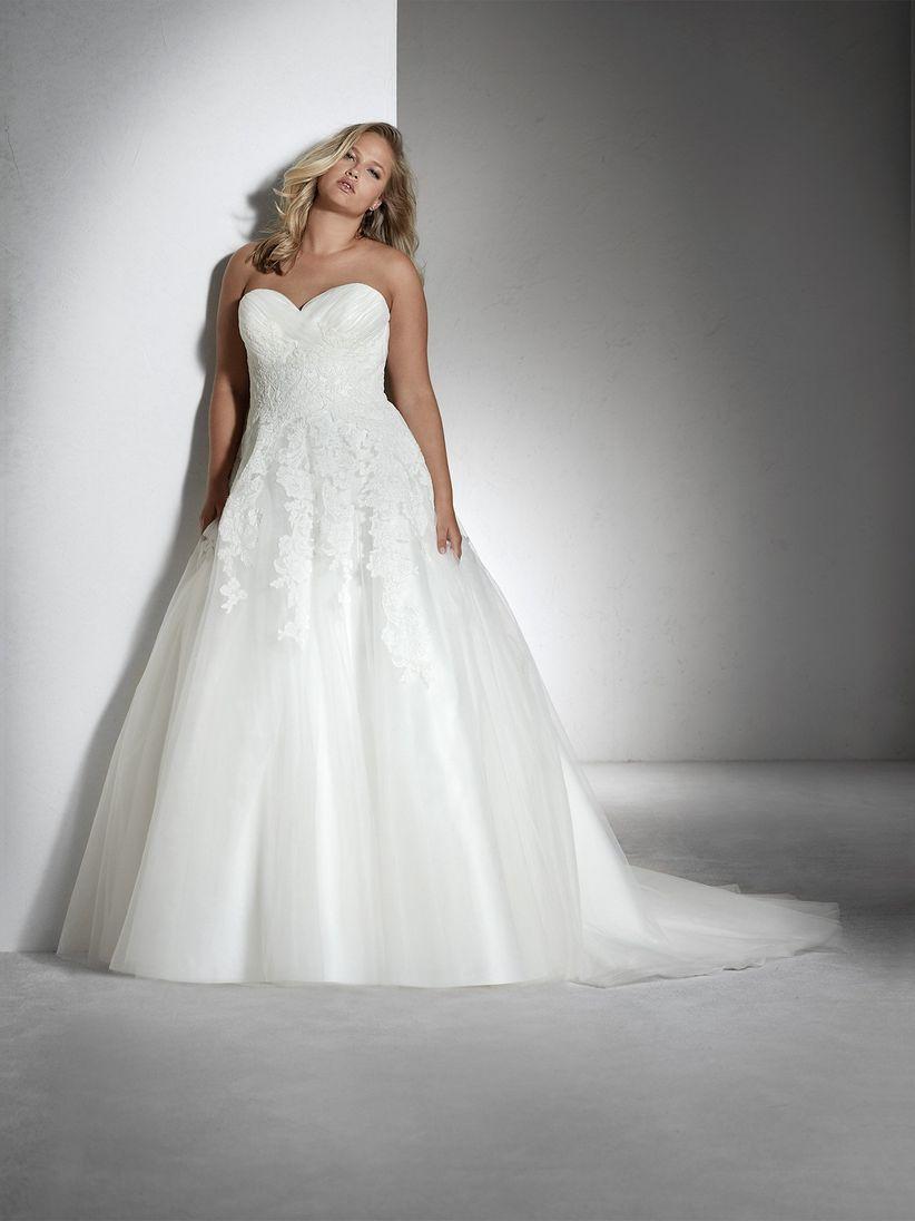 les mariée rondes de pour femmes 40 robes 1UnIqwI8