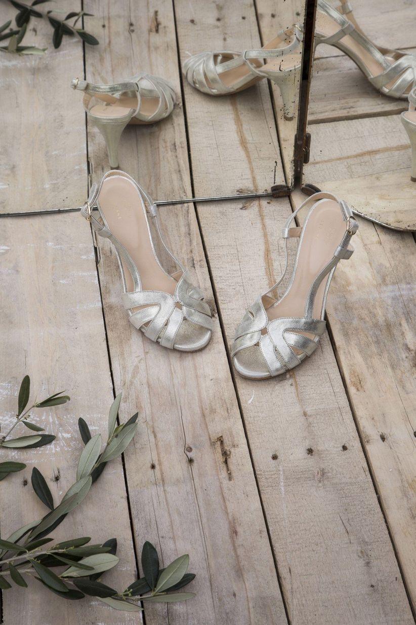 Les reines du mariage : Notez ces chaussures 1