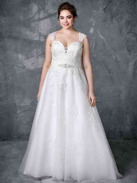 40 Robes De Mariée Pour Les Femmes Rondes