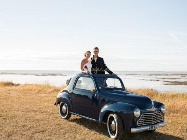 4 options pour votre véhicule de mariage