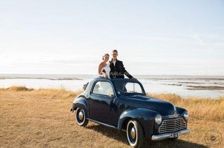 4 options pour votre v�hicule de mariage