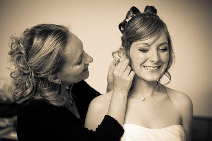 Pour les mariées recherche beauté