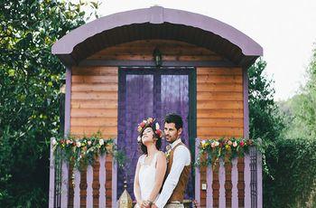 La roulotte : un cadre original et romantique pour votre lune de miel