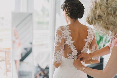 Robe de mariée sur-mesure : quelques conseils avant de passer commande