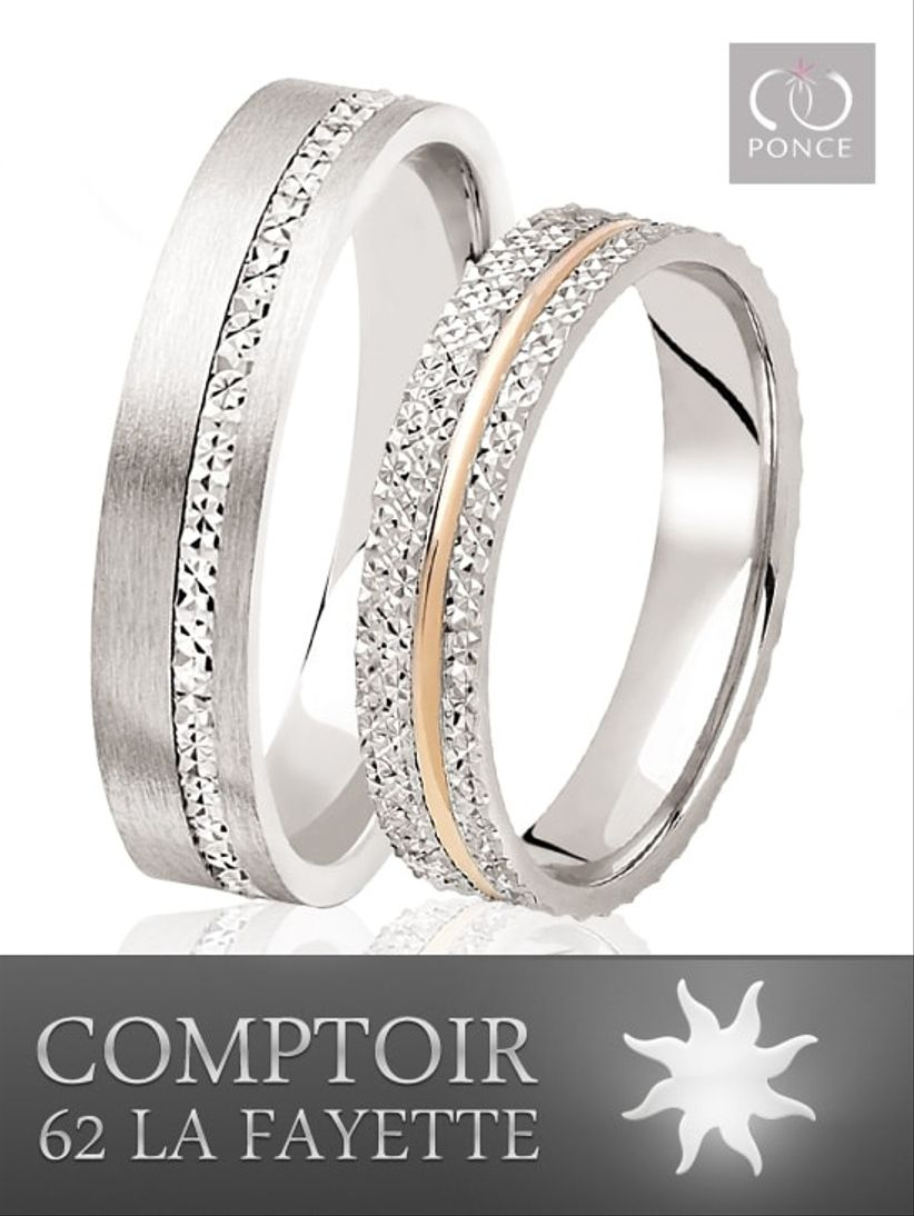 Gold Wedding Rings: Alliance Mariage Pas Cher Anvers