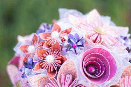 30 bouquets de mariée en papier pour un accessoire qui dure !