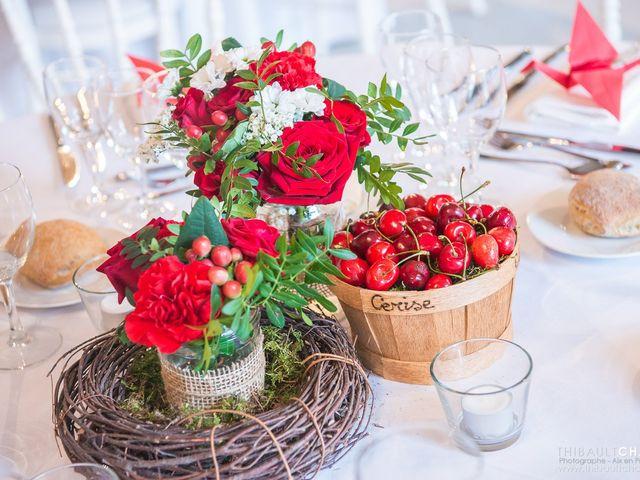 35 centres de table avec fruits : une déco de mariage appétissante !