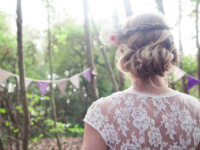 13 idées de coiffure de mariée : une sélection coup de foudre