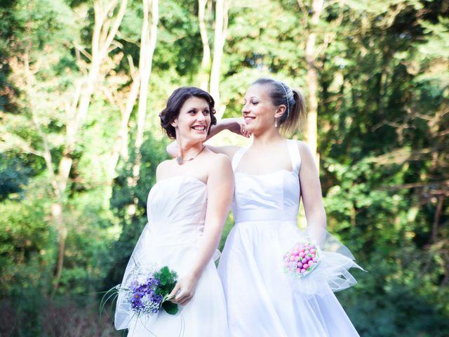 Mariées homosexuelles : 5 idées de tenues pour le jour J