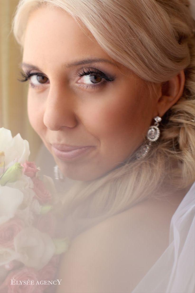 Les reines du mariage : Notez ce maquillage 1
