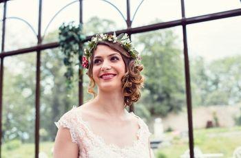 75 coiffures de mariage à découvrir avant le jour J