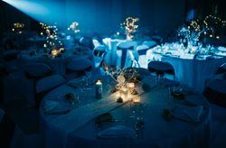 20 idées déco pour les mariages d'hiver