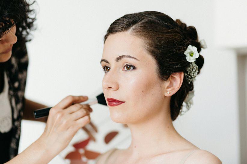Maquillage De Mariée Pour Yeux Marron Les Bons Choix