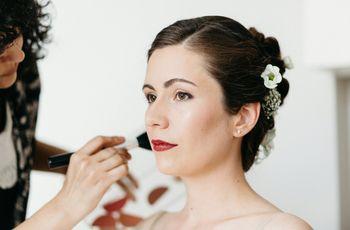 Maquillage de mariée pour yeux marron : les bons choix