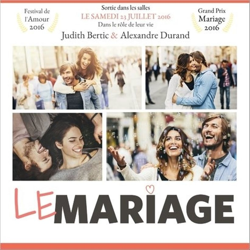3 just married ou presque - Film Mariage