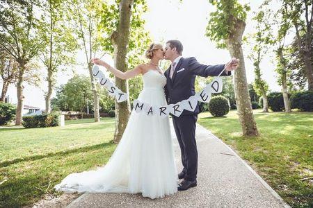 Programme de la c�r�monie de mariage
