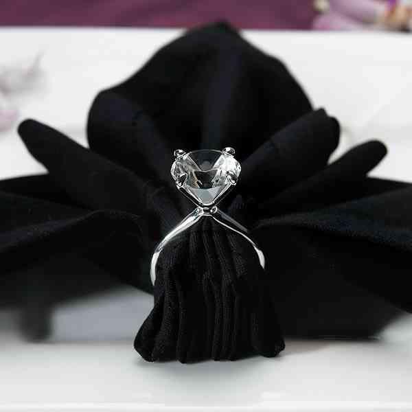 Rose et Diamant