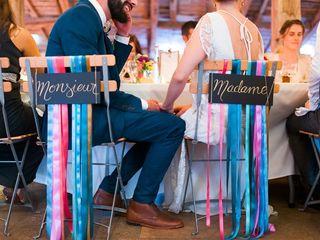 6 couleurs 2018 qui font fureur pour la déco de mariage  !