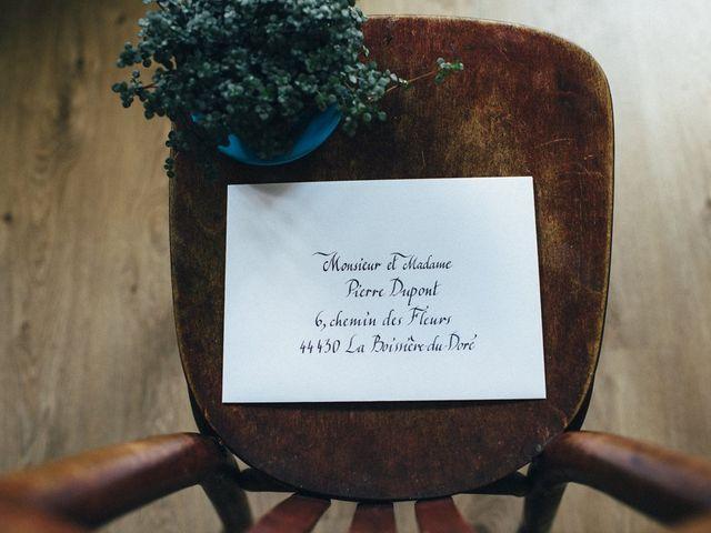 8 idées originales pour les enveloppes des faire-part de mariage