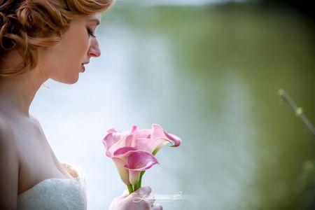 Des arums pour la mariée : 35 bouquets romantiques à souhait