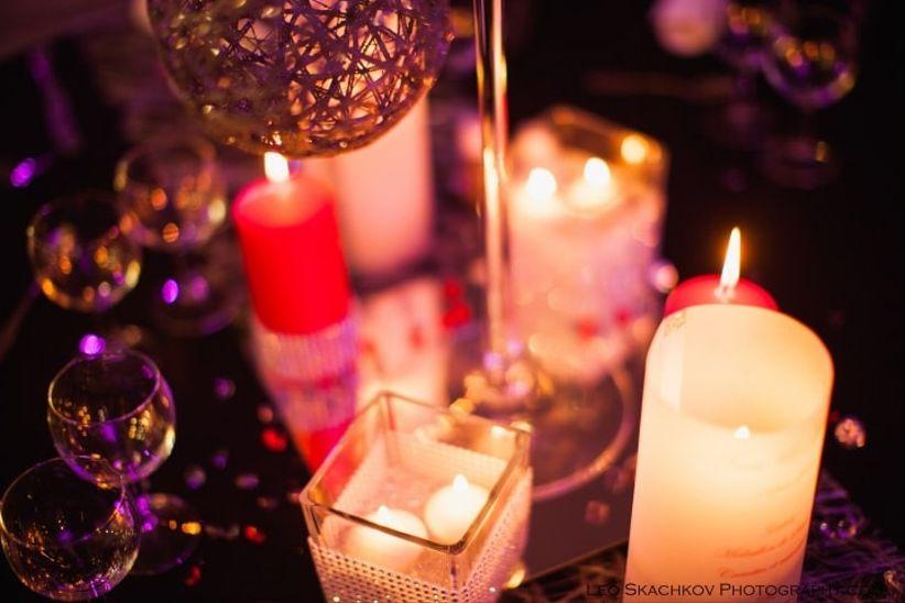 7 id es pour d corer votre mariage avec des bougies. Black Bedroom Furniture Sets. Home Design Ideas