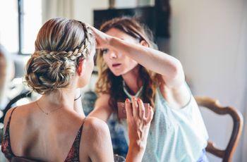 22 idées de coiffures de mariage pour les invitées