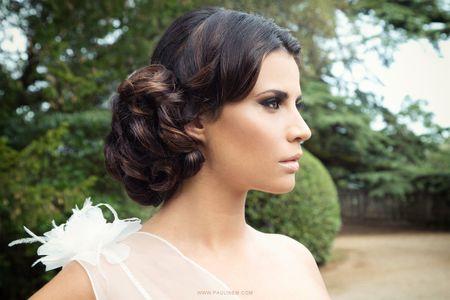 Top 7 des coiffures de mari�e 2016