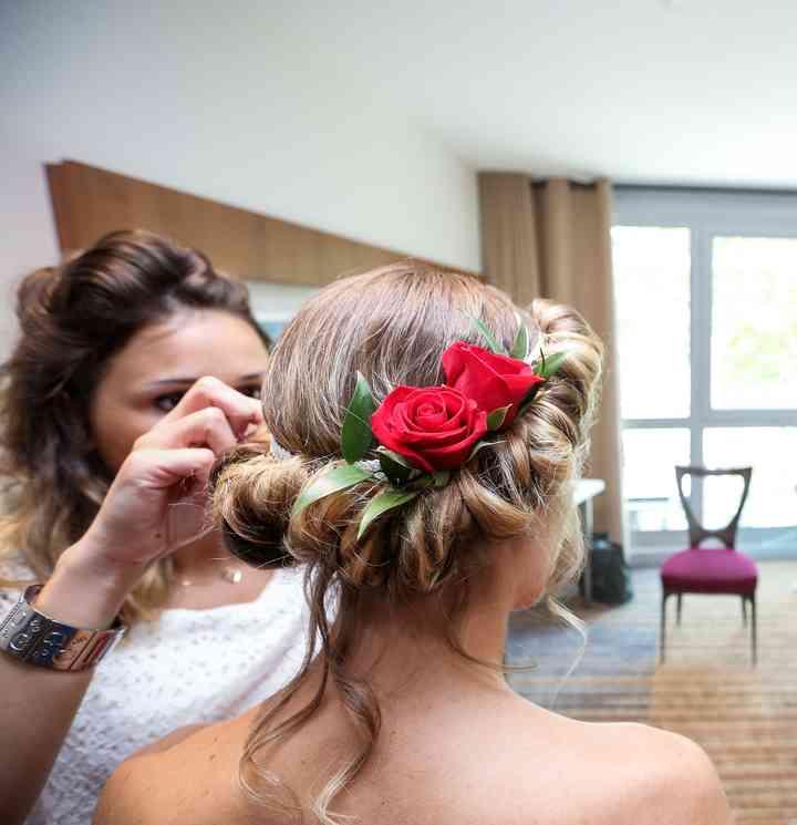 Aurélie Roybet - Maquilleuse coiffeuse