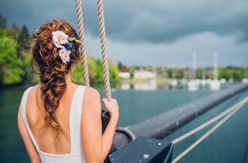 Organiser sa réception de mariage sur un bateau