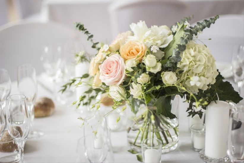 50 Compositions Florales Shabby Chic Pour Vos Centres De Table De