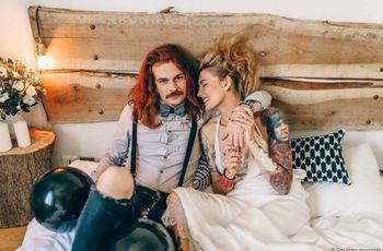 Mariage hipster : ces petits détails qui font la différence