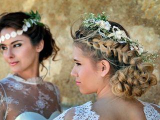 Tresse couronne : 40 coiffures pour la star du mariage