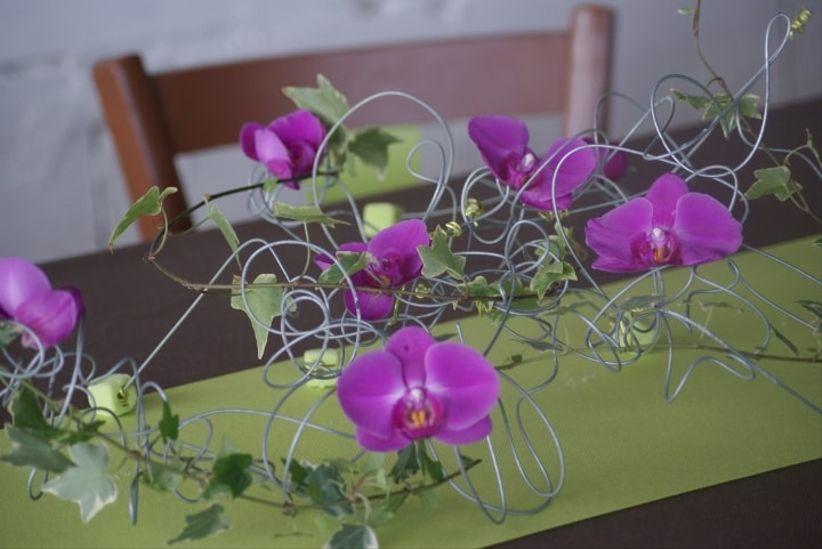 32 Id Es De Centres De Table Avec Fleurs