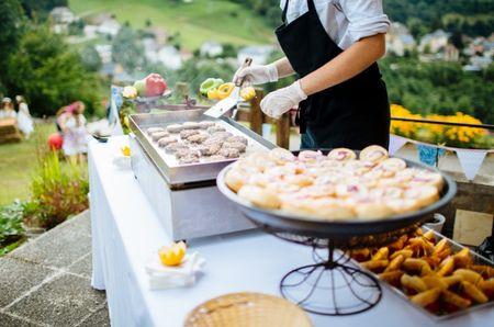 Barbecue et 5 autres options conviviales pour votre réception de mariage