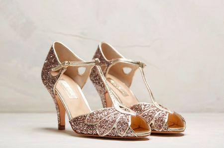 6 chaussures revenues à la mode à combiner avec votre robe de soirée